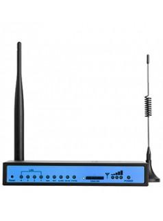 3G/4G/全网通 四口 工业路由器 性价比高