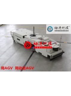 动进科技AGV---标准型