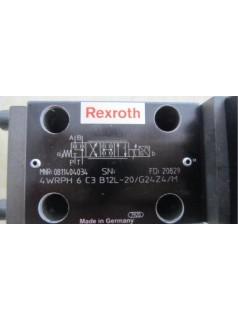 优势液压比例阀4WRE6E16-2X/G24K4/V