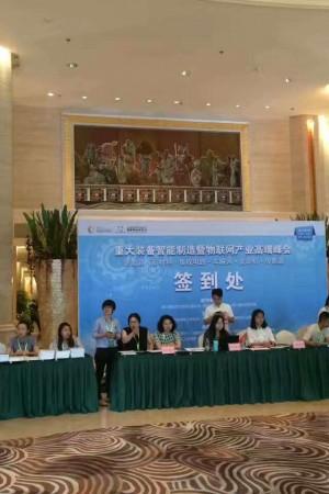 重大装备智能制造暨物联网产业高峰论坛在四川德阳隆重召开 (23)