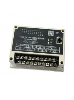 HART转MODBUS RS485协议转换器 8通道相互隔离