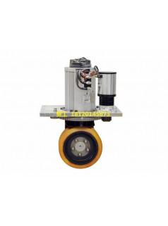 AGV驱动轮舵轮解决全套方案制作
