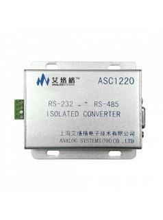 艾络格 工业级RS232 & RS485/422隔离转换器