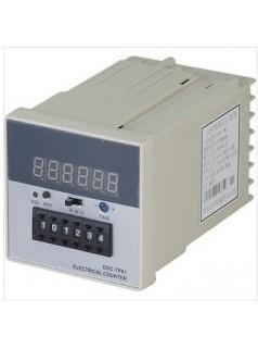 0-999999 拨码设置设定计数仪
