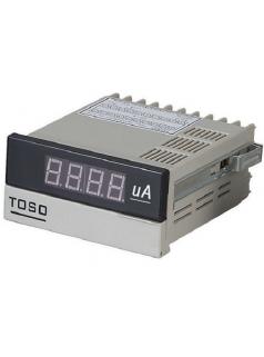 TOSO东硕高压直流微安表 DS3-8DA微安电流表 数字电流表 直流高压微安表