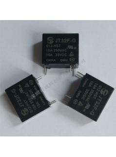全新原装金天继电器JT32F-G/012-HST 10A  12V
