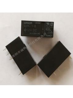 OMRON欧姆龙继电器G5RL-1-E-DC12V 16A