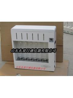 索氏提取器(脂肪提取器)型号:SXT-06