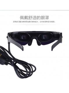 索颖HD922智能眼镜火热销售中 让您身临其境体验电影般的3D画面
