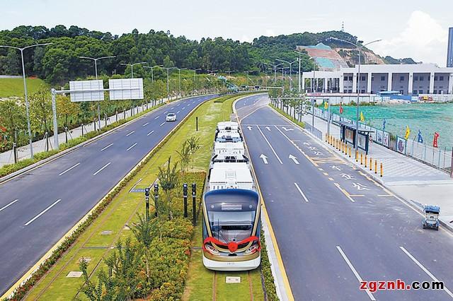 华北工控:工控机在深圳龙华现代有轨电车闸机系统上的应用