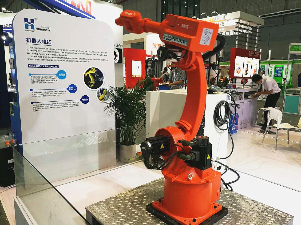2017第六届中国国际机器人展览会部分展商(下) (29)