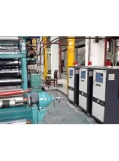 滚筒温度控制机,辊轮辊筒温度控制机,滚筒油循环温度控制机