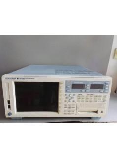 出售横河 WT1800系列功率分析仪回收