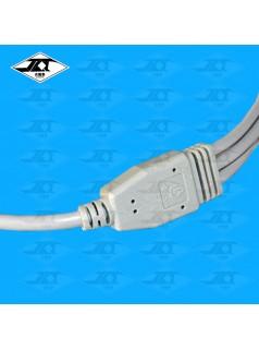 医疗连接线一拖二|一拖三充电数据线|Y型线缆|三通线束生产厂