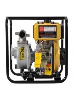 上海伊藤动力2寸柴油水泵YT20DP 小型家用便携式