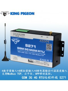 3G采集器  4G采集器  GPRS采集器  S271