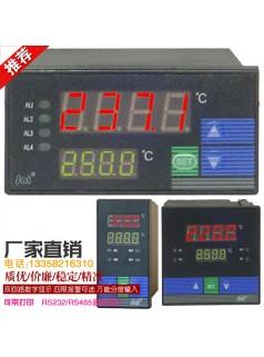 智能双回路双通道双路数字显示控制器仪表实验室恒温度湿度温控器