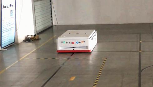 深圳动进科技AGV产品展示视频