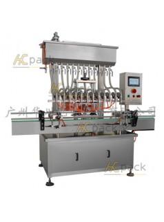 厂家直销广州华川全自动食用油灌装机