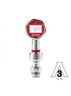 LEEG立格仪表SMP858-TSF卫生型压力变送器-3A认证-高温高过载锥面密封