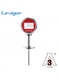 LEEG立格仪表LG200-FRF卫生型温度变送器-3A认证