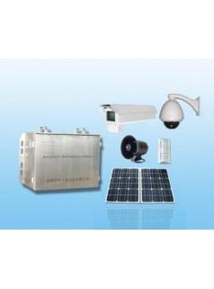 输电线路防外力入侵无线监测系统威胁电网异常行为预警