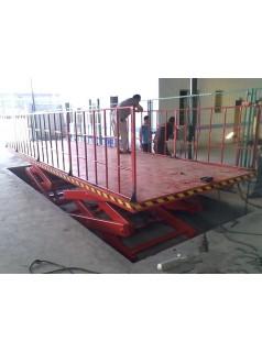 宁波双体固定式升降货梯.液压升降平台.电动升降机