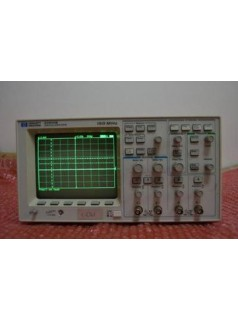 出租惠普HP54602B 150M双带宽四通道数字示波器