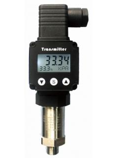 HPT-1智能数显压力变送器温度传感器压力开关