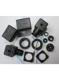 赫斯曼接头 温度压力传感器变送器连接器 插件插头