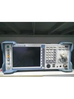 实拍壹台FSL6|R&S 6G频谱分析仪 9k至6G