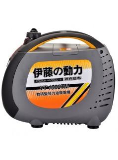 1KW静音汽油发电机