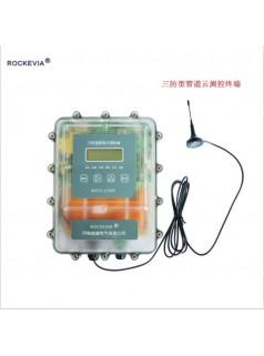 化工行业专用防护型管道云测终端 微功耗智能测控终端
