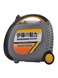 2.4KW静音汽油发电机参数