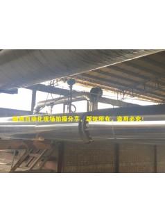 罐头食品厂蒸汽流量计请先看看厦门融创食品厂合作案例