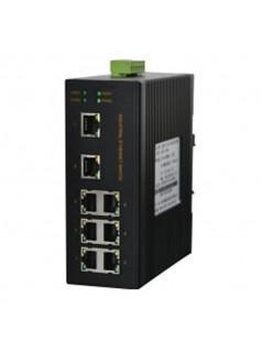 8网口工业交换机