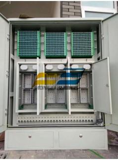 厂家生产360芯室外通信机柜图文并茂详细介绍