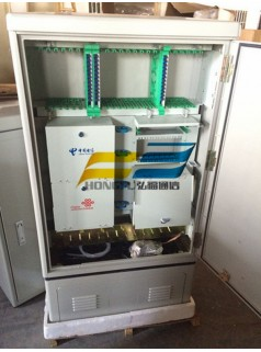 288芯三网融合光缆交接箱价格尺寸