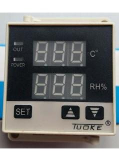 托克双排数码管显示DH8-HT01B温湿度控制仪