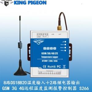 MODBUS TCP协议 GPRS rtu 养殖场控制报警器