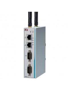 艾讯科技RISC架构DIN-rail导轨工业物联网闸道器IFB112