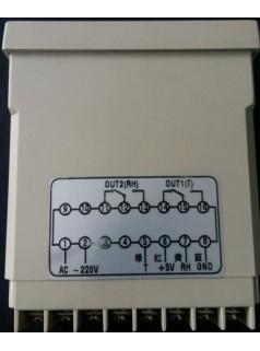 托克智能DH4-HT01B同时控制温度湿度
