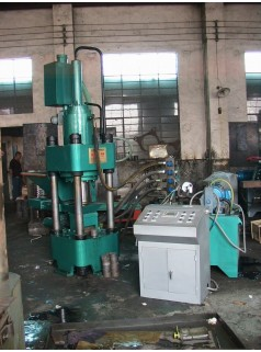 惠州鑫源液压金属屑压块机Y运行速度和价格