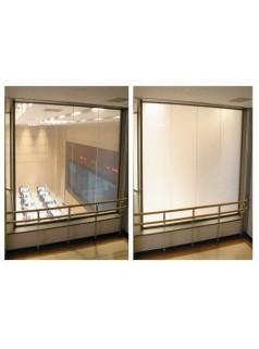 灿宇电子智能玻璃 调光玻璃隔断