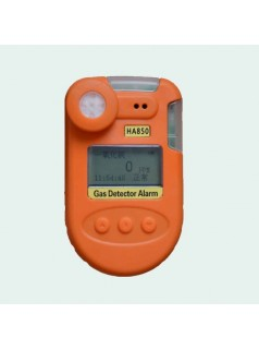 便携式二氧化硫气体报警仪(液晶实时显示浓度)
