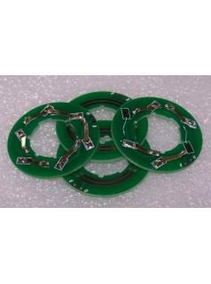 盘式滑环,线路空间用集电环,导电滑环