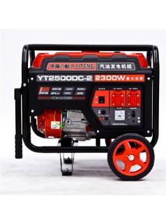 应急汽油发电机YT2500DC-2