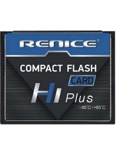 瑞耐斯工规工业级高可靠性CompactFlash CF 卡, 采用德国Hyperstone主控