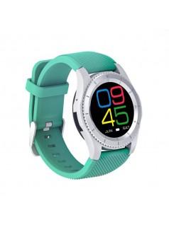 G8智能手表新款圆屏多语言多种模式心率血压监测可插卡
