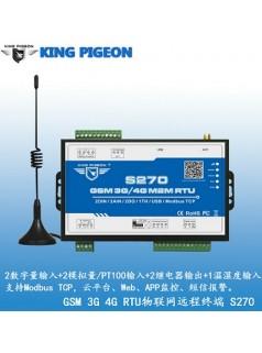 金鸽S271  PLC采集器  APP远程控制采集器